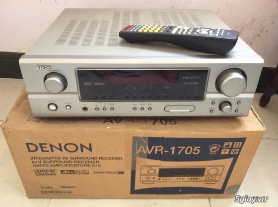HCM - Không có điều kiện sử dụng nên cần bán 1 ampli Denon DVR ...