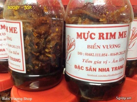 Mực Rim Me, Ghẹ Sữa Ram Nha Trang 100% thơm ngon 55k/ hộp - 18