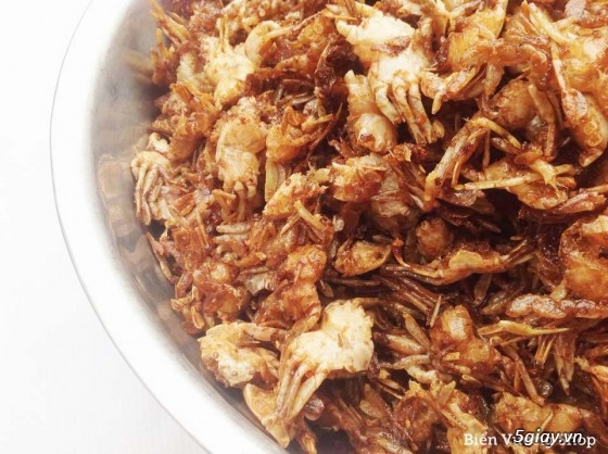 Mực Rim Me, Ghẹ Sữa Ram Nha Trang 100% thơm ngon 55k/ hộp - 24