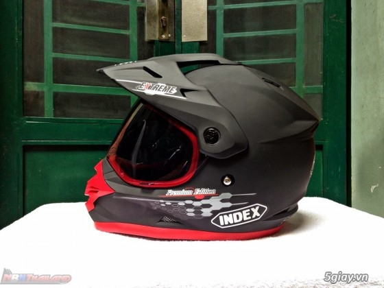 Nón bảo hiểm Index,Space Crown,Avex TopGun,Scorpion,Fullface LS2,Pro Biker - 6