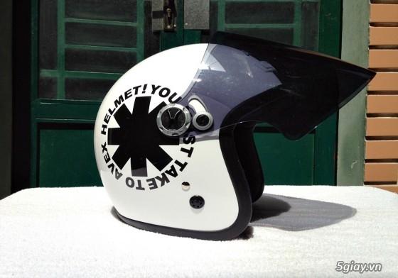 NBHThailand : Sỉ lẻ nón Fullface,Flip up,3/4,nón nữa đầu,nón xe đạp,găng tay xe máy - 40