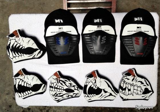 NBHThailand : Sỉ lẻ nón Fullface,Flip up,3/4,nón nữa đầu,nón xe đạp,găng tay xe máy - 36