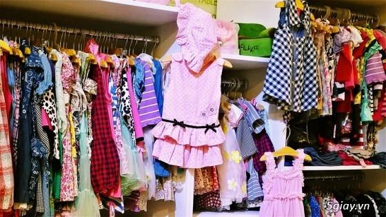 Shop Hynna Baby Sỉ và Lẻ quần áo và phụ kiện trẻ em, giày dép, nón, balô, kẹp tóc - 5
