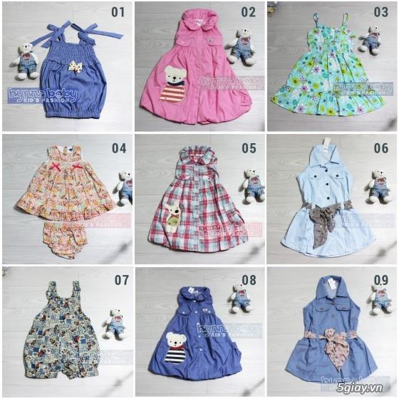 Shop Hynna Baby Sỉ và Lẻ quần áo và phụ kiện trẻ em, giày dép, nón, balô, kẹp tóc - 15
