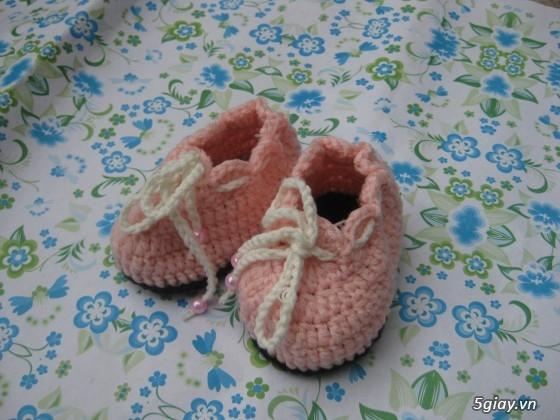 Toàn Quốc - Nhận đan, móc len cho bé từ 0 đến 3 tuổi