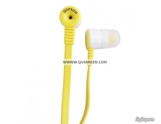 Tai nghe giá rẻ chính hãng gorsun chất lượng cao - 34