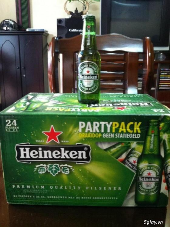 Bia heineken Tây ban nha City Edition uống thơn ngon đậm đà giao hàng tận nơi HCM - 23