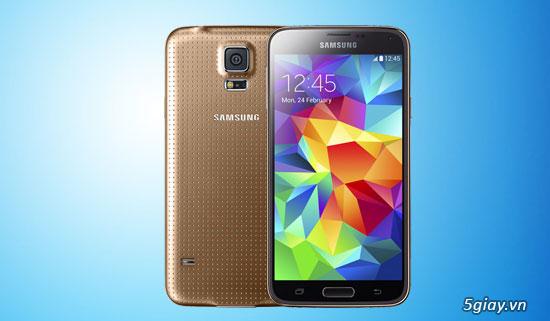 Galaxy S5 chính hãng bất ngờ giảm giá 1 triệu đồng tại Việt Nam - 29231