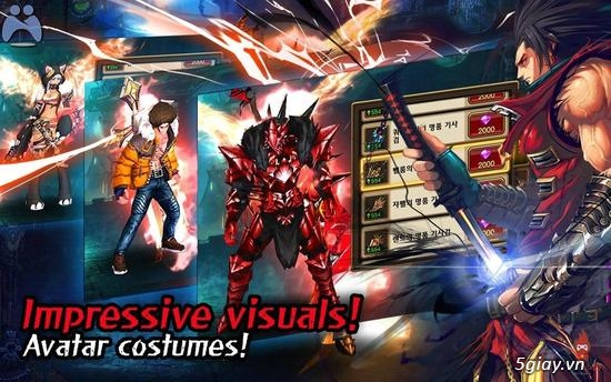 Hack Kritika: Chaos Unleashed v2 5 4 mod apk full