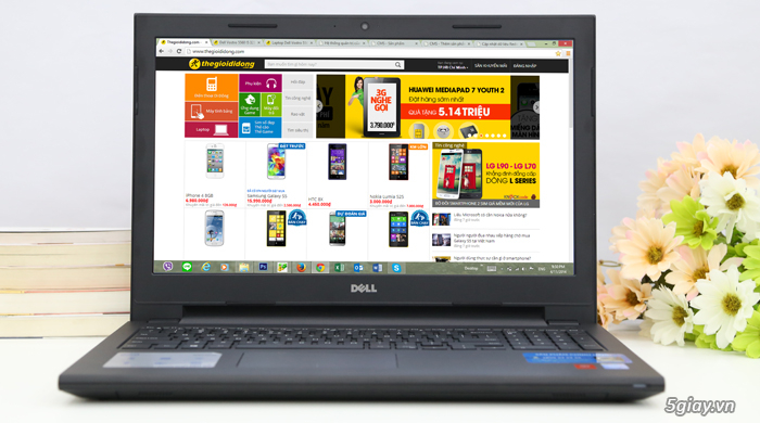 Laptop giá hấp dẫn cho sinh viên mùa tựu trường - 31686