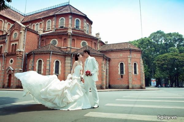 Những địa điểm chụp ảnh cưới quen thuộc nhưng hấp dẫn khó cưỡng - 31830