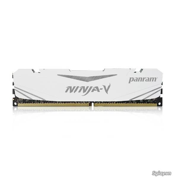 Panram Công Bố Sản Phẩm Thế Hệ Mới DDR4 Hiệu Năng Cao Dòng NINJA – V - 31511