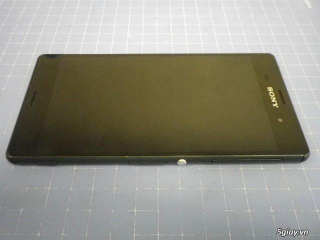 Sony Xperia Z3 có nhiều hình rõ nét hơn, pin không tháo rời được