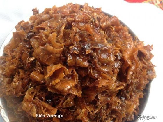 Mực Rim Me, Ghẹ Sữa Ram Nha Trang 100% thơm ngon 55k/ hộp - 13