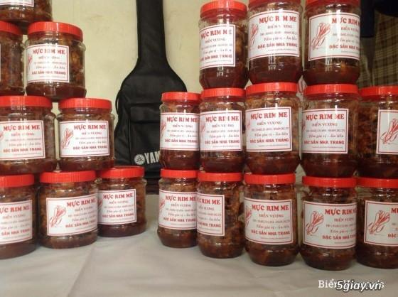 Mực Rim Me, Ghẹ Sữa Ram Nha Trang 100% thơm ngon 55k/ hộp - 10