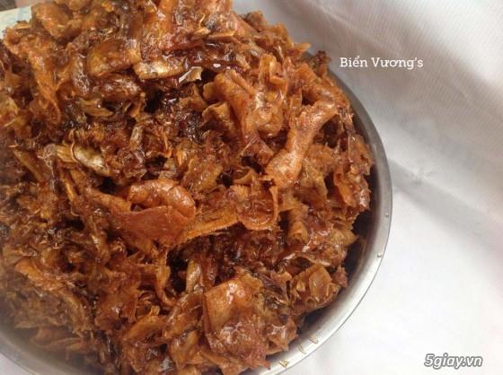 Mực Rim Me, Ghẹ Sữa Ram Nha Trang 100% thơm ngon 55k/ hộp - 12