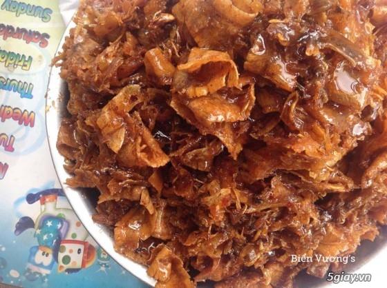 Mực Rim Me, Ghẹ Sữa Ram Nha Trang 100% thơm ngon 55k/ hộp - 14