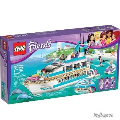 Đồ chơi Lego Friends, Lego Friends cho bé gái