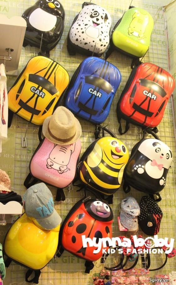 Shop Hynna Baby Sỉ và Lẻ quần áo và phụ kiện trẻ em, giày dép, nón, balô, kẹp tóc - 22