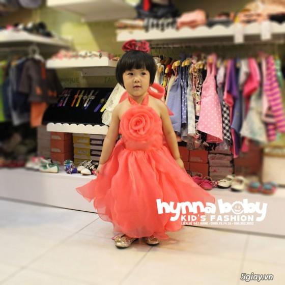 Shop Hynna Baby Sỉ và Lẻ quần áo và phụ kiện trẻ em, giày dép, nón, balô, kẹp tóc - 9