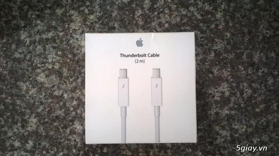 Cáp Thunderbolt 2m chính hãng Apple giá rẻ