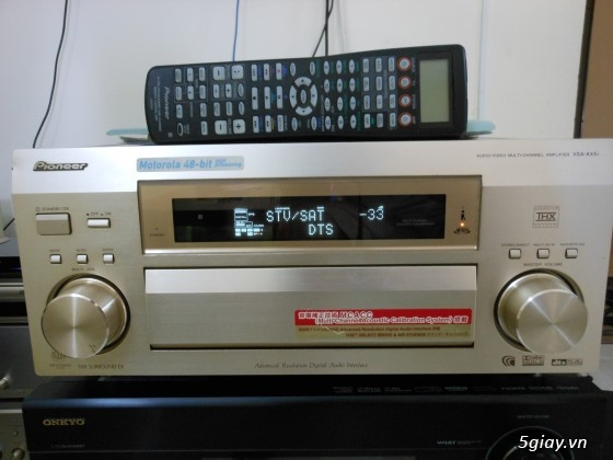 cd-marantz-6004-marantz-na-7004-bluray-sony-yamaha rx-a1040-loa cột-center-surround - 11