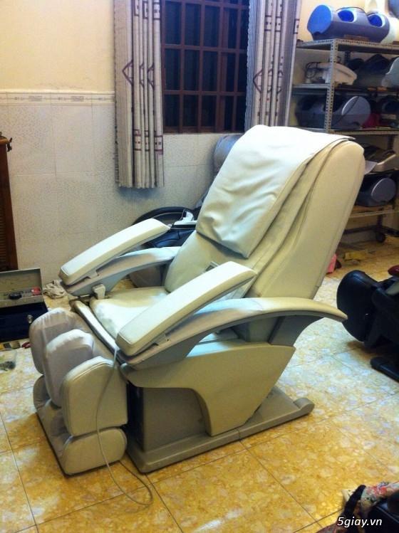 Ghế massage nội địa nhật- Hàng mới về-Khuyến mãi lớn. - 23