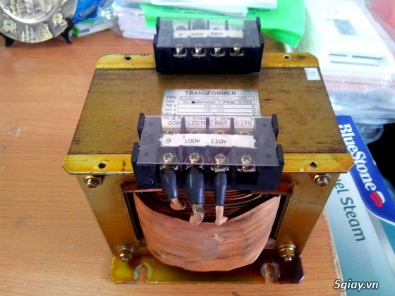 Box chống nhĩu/lọc điện,Biến áp cách li,DVD portable,LCD mini,ampli,loa,equalizer.... - 5