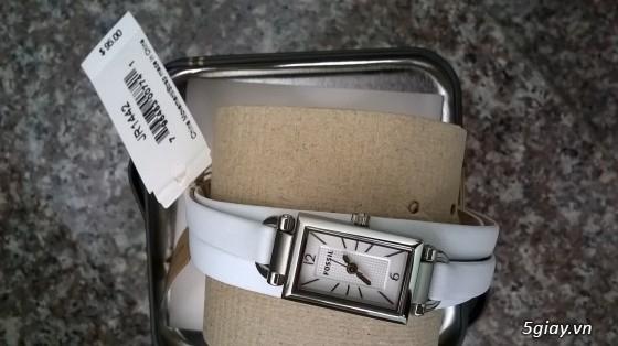 Đồng hồ FOSSIL xách tay từ Mỹ giá rẻ đây :D - 1