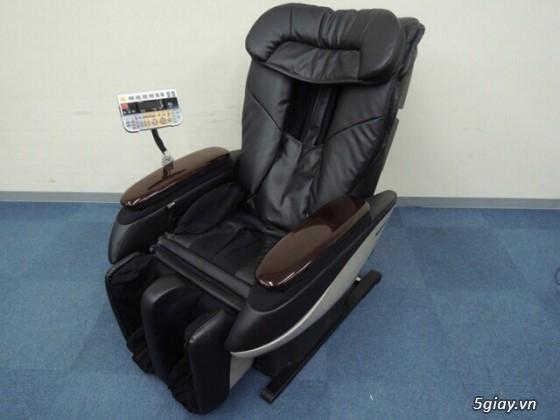 Ghế massage nội địa nhật- Hàng mới về-Khuyến mãi lớn. - 24