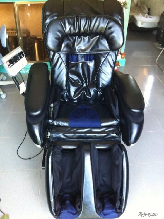 Ghế massage nội địa nhật- Hàng mới về-Khuyến mãi lớn. - 25
