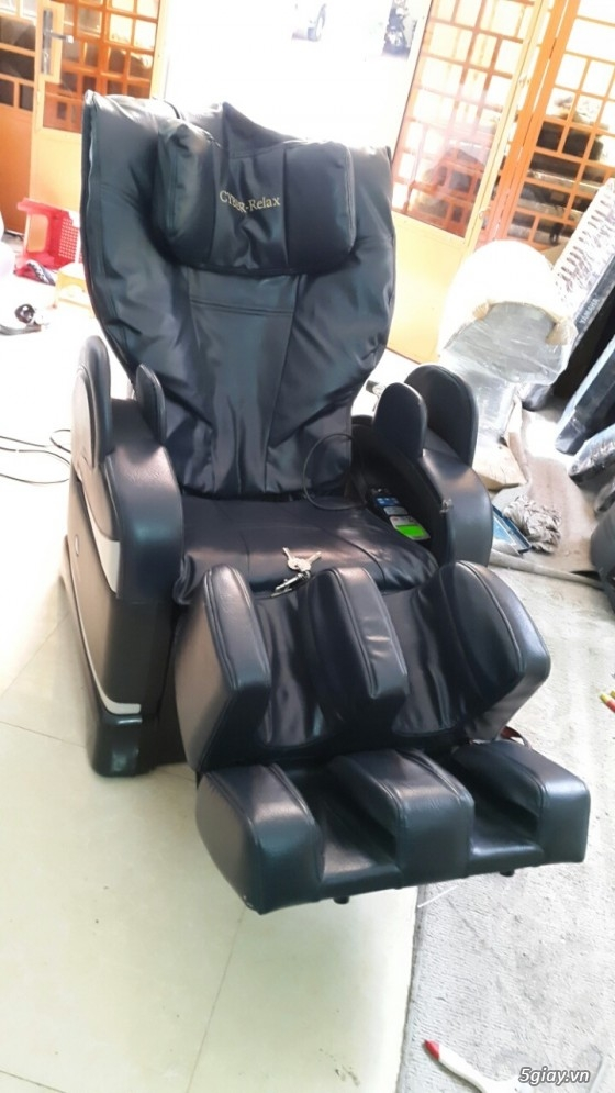 Ghế massage nội địa nhật- Hàng mới về-Khuyến mãi lớn. - 31