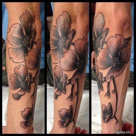 Đức Tattoo: Chuyên Xăm nghệ thuật Tattoo - 6