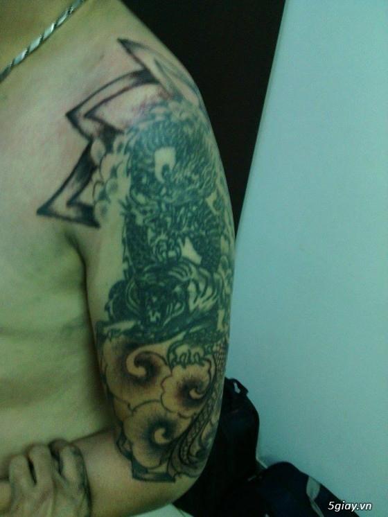 Đức Tattoo: Chuyên Xăm nghệ thuật Tattoo - 10