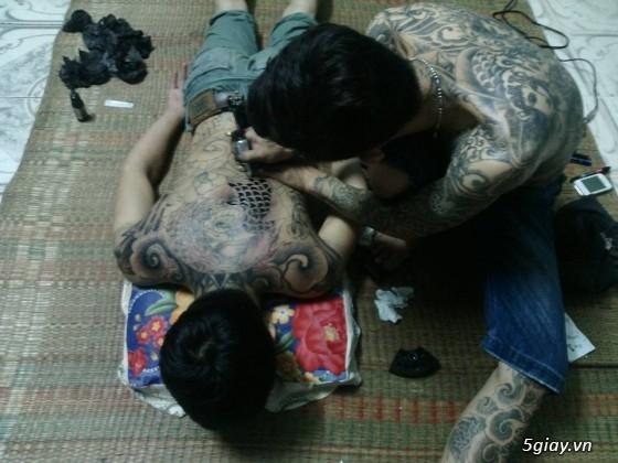 Đức Tattoo: Chuyên Xăm nghệ thuật Tattoo - 11