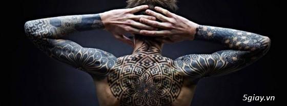 Đức Tattoo: Chuyên Xăm nghệ thuật Tattoo - 2