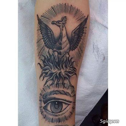 Đức Tattoo: Chuyên Xăm nghệ thuật Tattoo - 7