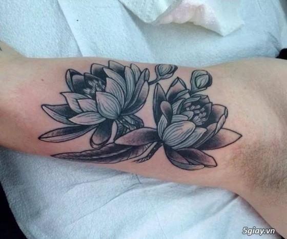 Đức Tattoo: Chuyên Xăm nghệ thuật Tattoo - 5
