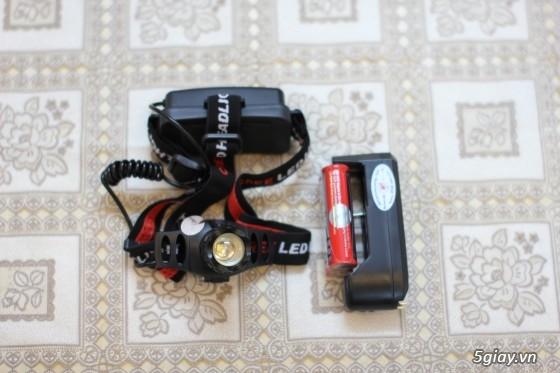 Đèn Pin siêu sáng giá rẻ - 11