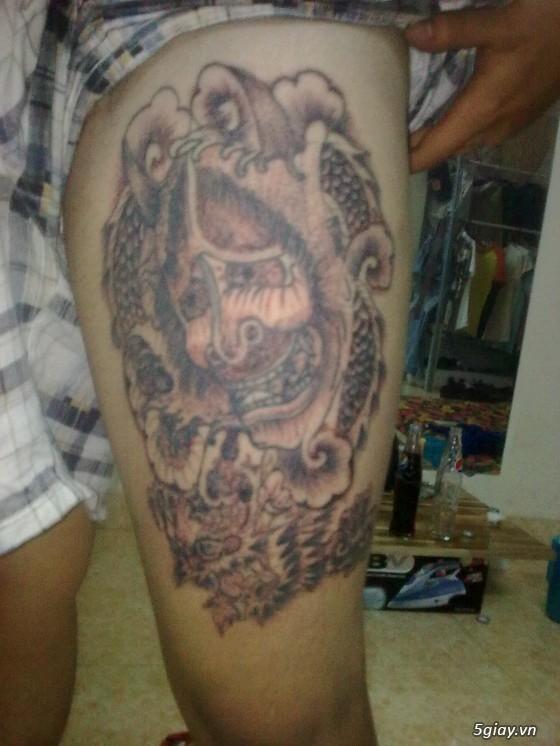 Đức Tattoo: Chuyên Xăm nghệ thuật Tattoo - 4