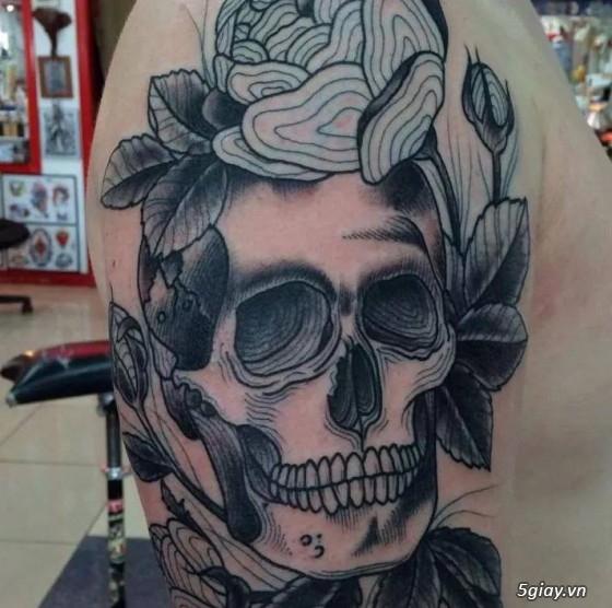 Đức Tattoo: Chuyên Xăm nghệ thuật Tattoo - 15