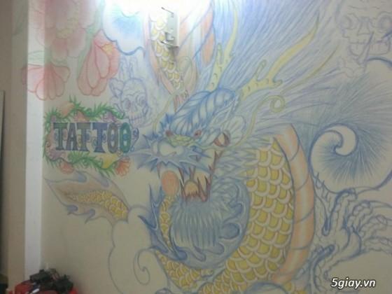 Đức Tattoo: Chuyên Xăm nghệ thuật Tattoo - 16