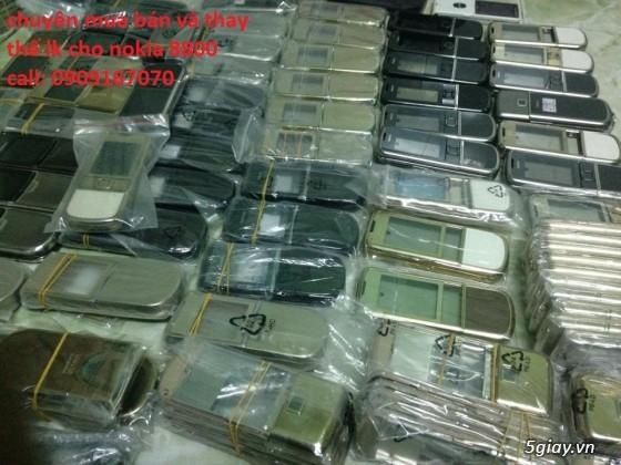 chuyên nokia 8800e , 8800 sirocco và 8800 anakin các loại .... - 14
