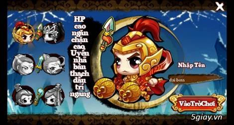Game - [PLAYGAME] Thiên Tướng Giáng Hạ - Phong Thần quyết chiến ...
