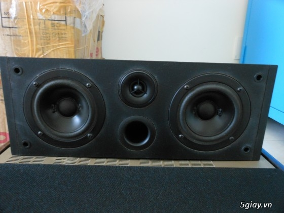 Receiver và ampli (nghe nhạc & xem phim-3D-dtsHD-trueHD-HDMA)loa-center-sub-surround. - 4