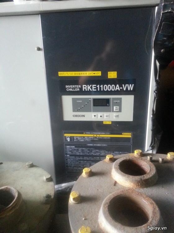 BÁN Máy làm lạnh Chiller Inverter 15HP, Máy nước nóng ổn nhiệt khuôn, Festo, Servo... - 8