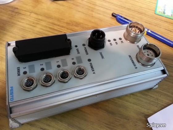 BÁN Máy làm lạnh Chiller Inverter 15HP, Máy nước nóng ổn nhiệt khuôn, Festo, Servo... - 37