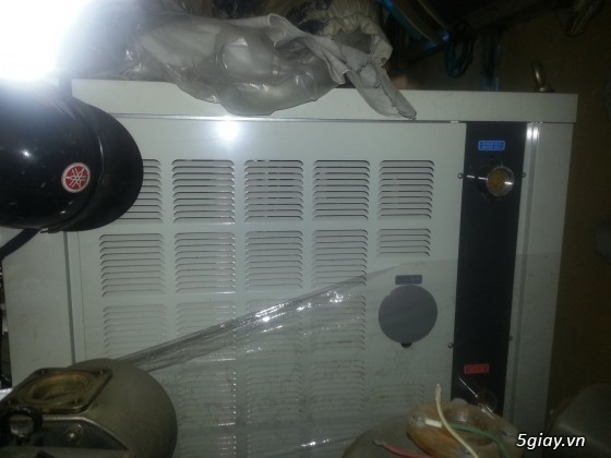 BÁN Máy làm lạnh Chiller Inverter 15HP, Máy nước nóng ổn nhiệt khuôn, Festo, Servo... - 9