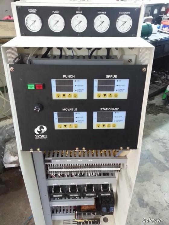 BÁN Máy làm lạnh Chiller Inverter 15HP, Máy nước nóng ổn nhiệt khuôn, Festo, Servo... - 14