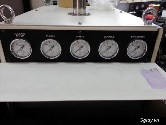 BÁN Máy làm lạnh Chiller Inverter 15HP, Máy nước nóng ổn nhiệt khuôn, Festo, Servo... - 15